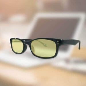 PC brýle značky vidět