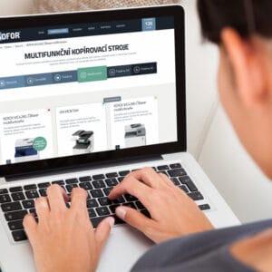 Cíle na webu